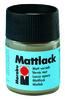 Marabu Mattlack, lösemittelhaltig