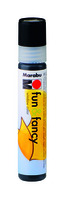 Marabu Window Color fun & fancy, noir 173, 25 ml