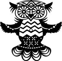 Marabu Silhouette-Schablonen, 15 x 15 cm