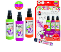 Marabu Fashion-Spray Trend-Set COSMOPOLITAN