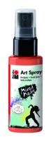 Marabu Art Spray, rouge orangé 023, 50 ml