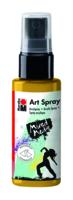 Marabu Art Spray, jaune soleil 220, 50 ml