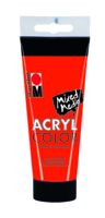 Marabu Acryl Color, vermillon 006, 100 ml