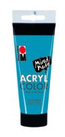 Marabu Acryl Color, cyan 056, 100 ml