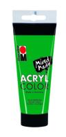 Marabu Acryl Color, vert végétal 067, 100 ml