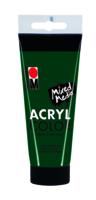 Marabu Acryl Color, vert sapin 075, 100 ml