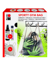 Marabu Fashion-Spray Creative Set SPORTY GYM BAG