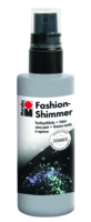 Marabu Fashion-Shimmer, Schimmer-Silber 581, 100 ml