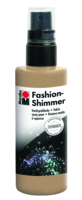 Marabu Fashion-Shimmer, Schimmer-Gold 583, 100 ml