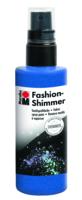 Marabu Fashion-Shimmer, Schimmer-Himmelblau 595, 100 ml