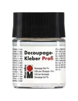 Marabu Decoupage Kleber & Lacke