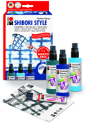"Marabu Fashion-Spray Set ""Shibori"""