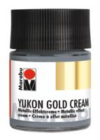 Marabu YUKON GOLD CREAM Metallic-Effektcreme