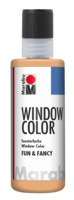 Marabu Window Color fun & fancy, or scintillant 584, 25 ml