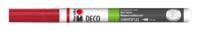 Marabu Deco Painter, cerise 125, 0,8 mm