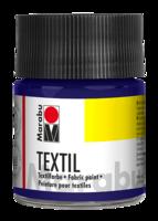Marabu Textil, violet foncé 051, 50 ml
