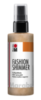 Marabu Fashion-Shimmer, Schimmer-Apricot 524, 100 ml