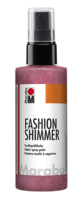 Marabu Fashion-Shimmer, Schimmer-Rot 531, 100 ml