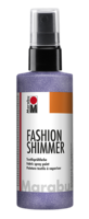 Marabu Fashion-Shimmer, Schimmer-Lila 596, 100 ml