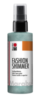 Marabu Fashion-Shimmer, Schimmer-Aquamarin 599, 100 ml
