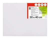 Marabu Châssis entoilé, 30 x 40 x 1,8 cm